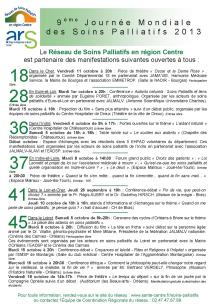 Region Centre _affiche recapitulative Journee Mondiale SP 2013